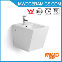 Wall Hanging Combination Toilet Bidet G6915WH