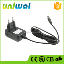 5W Wall Charger, 5V 1A Power Adapter with DC Cord Output Mode & EU Plug Input AC PIN