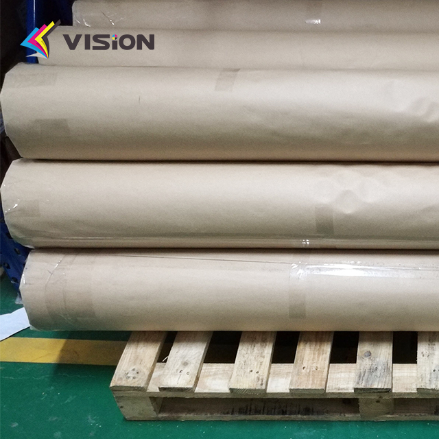 30gsm sublimation protective paper for roll heat press roll sublimation calendars