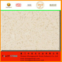 Polular Slender Golden stone Synthetic Marble