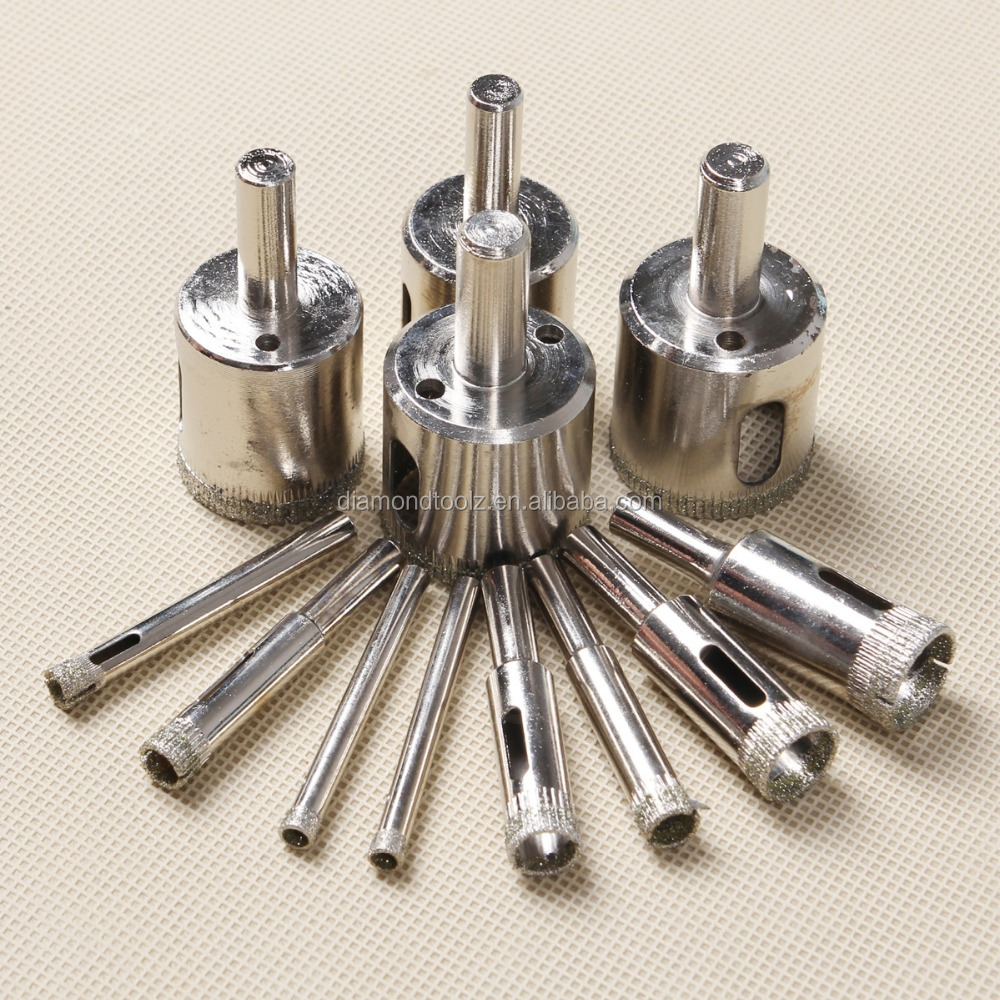 glass bottle cutting tools drill core bit for ceramic tile