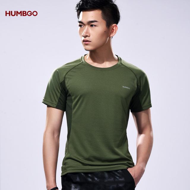New Fashion Popular Wholesale Men Quick Dry Slim Fit Blank T Shirt