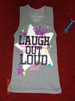 Girls Sleeve Less Singlet