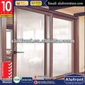 Aluminium Clad Wood Composite Sliding Door with Germany Hardware
