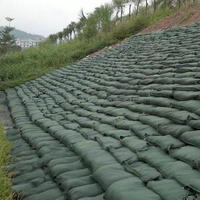 High Strength Geotextile Geobag with UV resistance