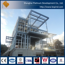 China supplier LGS villa of steel structure building for family living