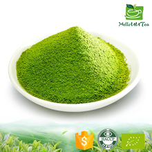 China organic matcha green tea powder instant matcha milk powder