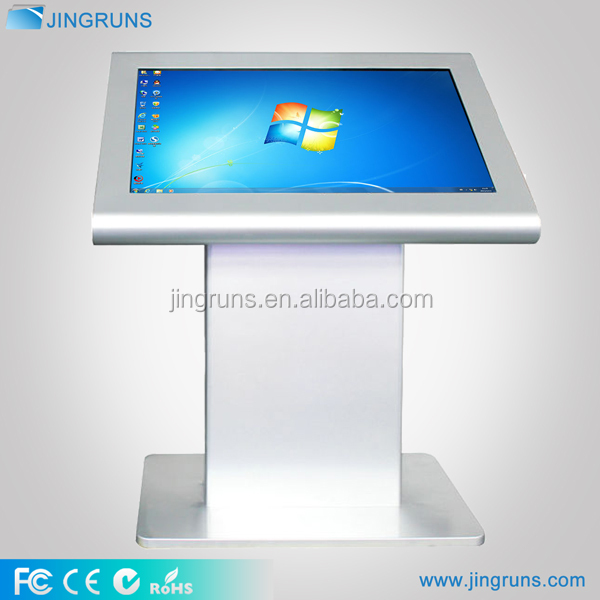 "46"" full hd 1080p Infrared touch screen kiosk in dubai"