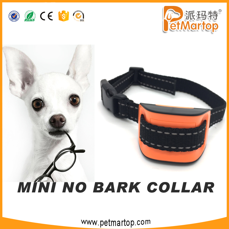 2017 New Products Rechargeable Dog Perimeter No Shock Safety Training Collar