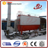 Dry dust collection system baghouse filters