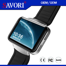 2017 Big screen GPS smart watch 3G wristwatch 2.2inch display screen DM98