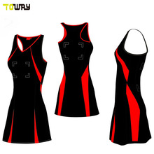 plus size netball dress womens