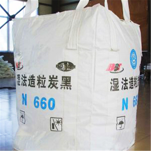 Power merchants wholesale bulk bag waterproof plastic packaging bag flexible intermidiate bulk container