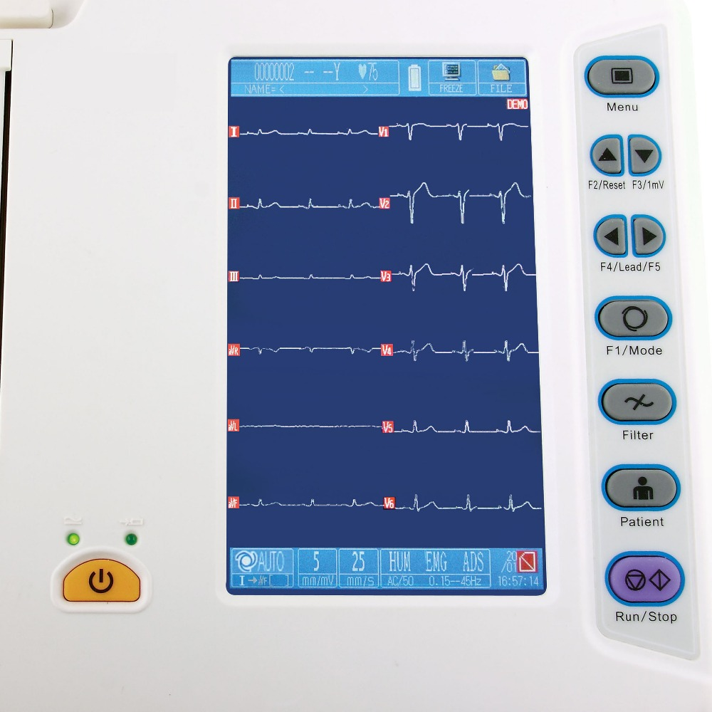 for your selection parts of ecg machine