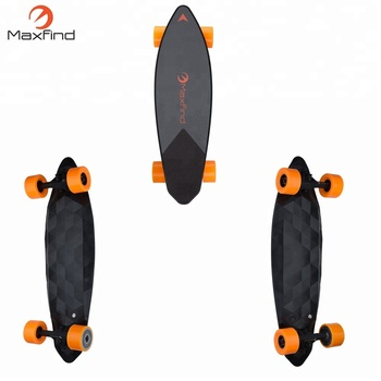 Free shipping to US Maxfind electric skateboard with IP65 waterproof