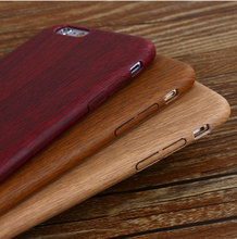 2016 wholesale ultra thin slim for iphone 6 back cover, luxury wood grain soft tpu case for iphone 6,for iphone 6 wood case