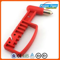 Factory price for escape emergency car window breaker knife