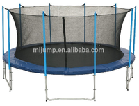 biggest trampoline 14ft