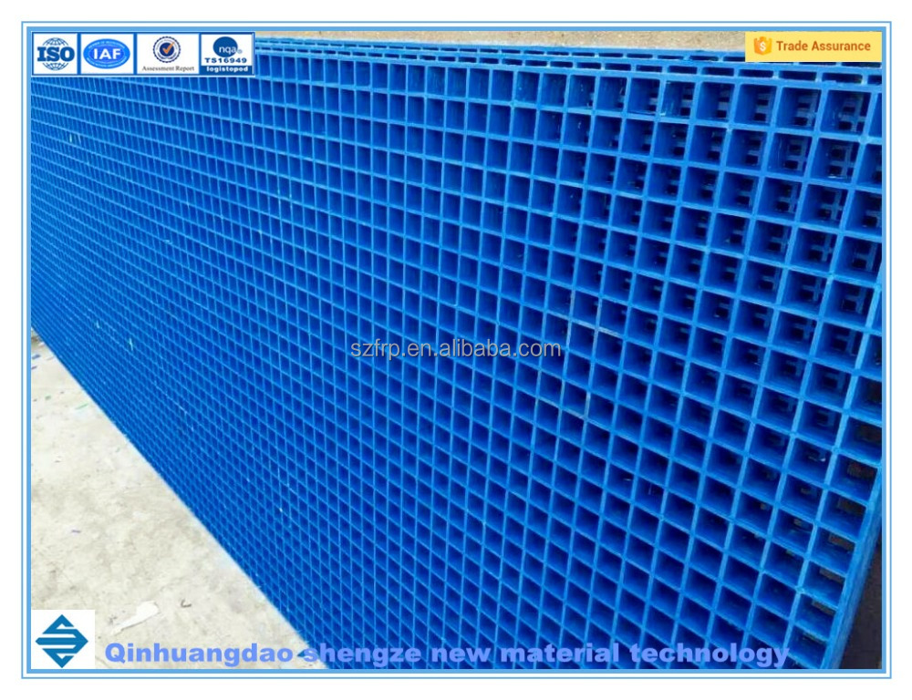 GRP barrier, Customize grille, FRP gridiron grating