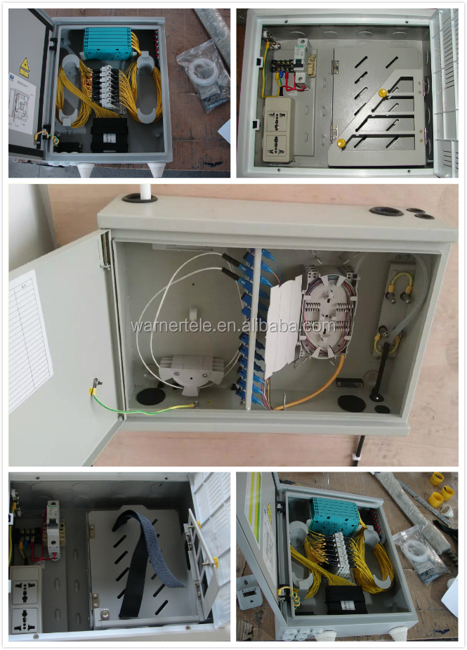 W-TEL telecom outdoor power electrical cable wiring distribution case box