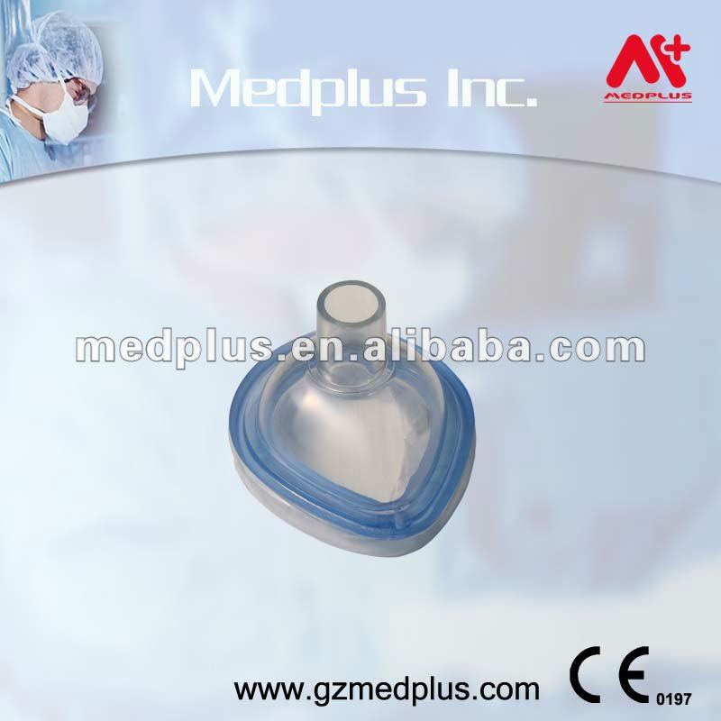 Medplus factory direct sale Anesthesia Mask 0#