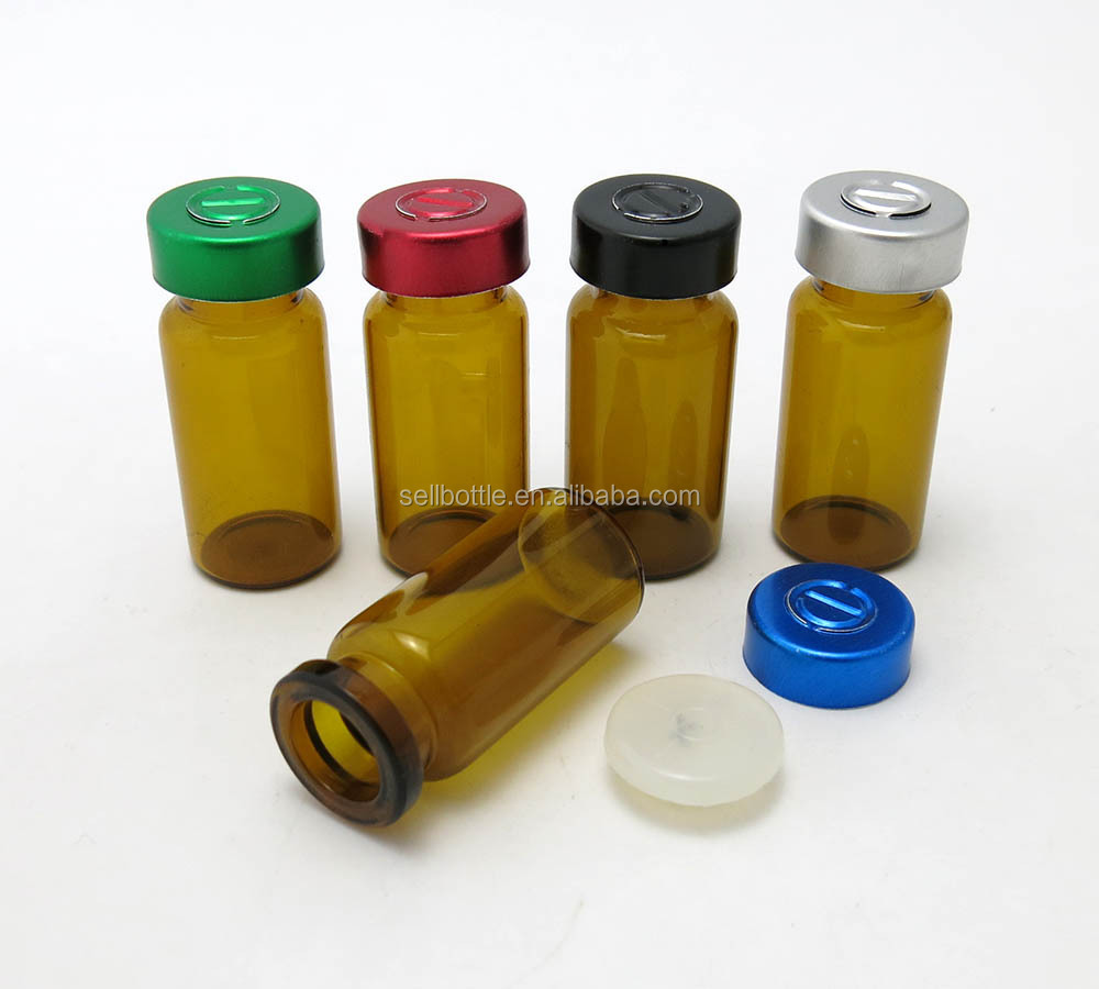 Hot selling 9ml glass vials for liquid /medicine /steroids