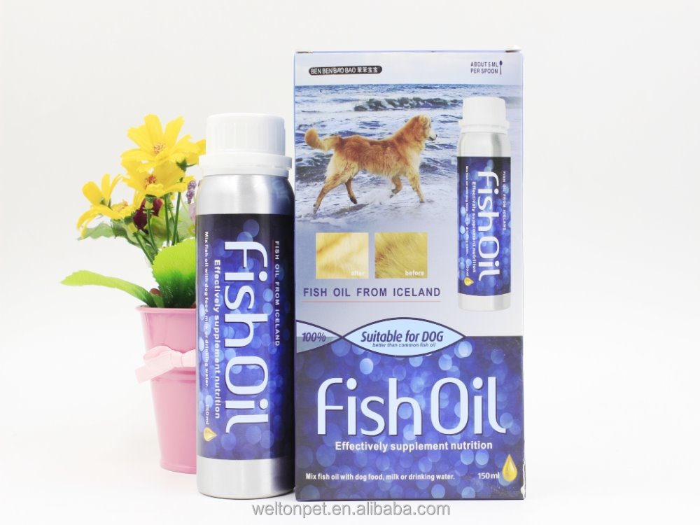 BENBENBAOBAO Brand Fish Oil