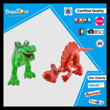 New child toys set cute cartoon dinosaur