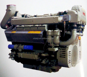 Brand New HND CHD314 Marine Diesel Engine For Low Emission