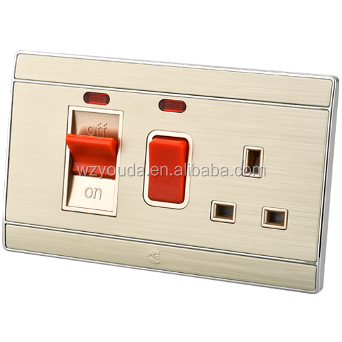 45amp large cooker switch