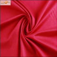 92% polyester 8% spandex knit single jersey fabric for sportswear