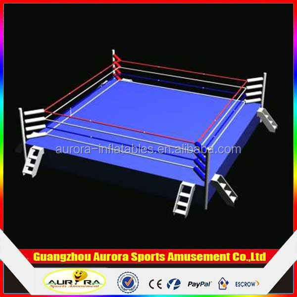 New design used boxing ring for sale