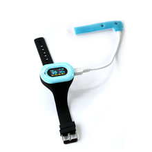 2017 NEW pulse oximeter for newborns oled dual color child baby bluetooth pulse oximeter of ehealth