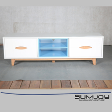 SUMJOY luxury new modern tv stand pictures