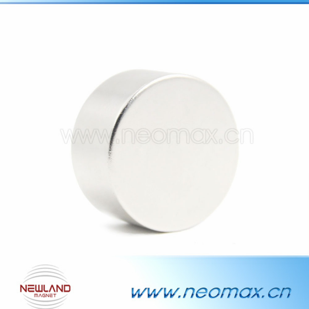 china permanent magnet supplier strong n50 neodymium round magnet for sale
