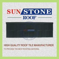 red stone building material like roof tile and box barge cover for south Africa