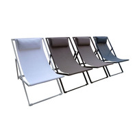 Aluminum Frame Sling outdoor deck chairs