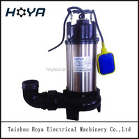 Submersible Sewage Pump with Cutter
