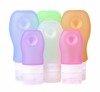 China Supplier 2014 New Products Hair Salon Promotional Items/Silicone Travel Bottles