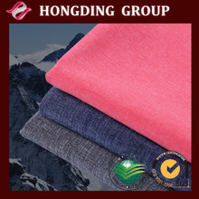 Cationic 4 Way Stretch Pongee TPU Composite Polar Fleece Soft shell fabric