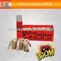 crazy strong high quality shells Top Thunder King strong report voice Fireworks firecracker(MXXL)