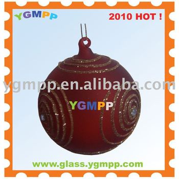Sell YGM-B22 Hand Painted Christmas Bulb