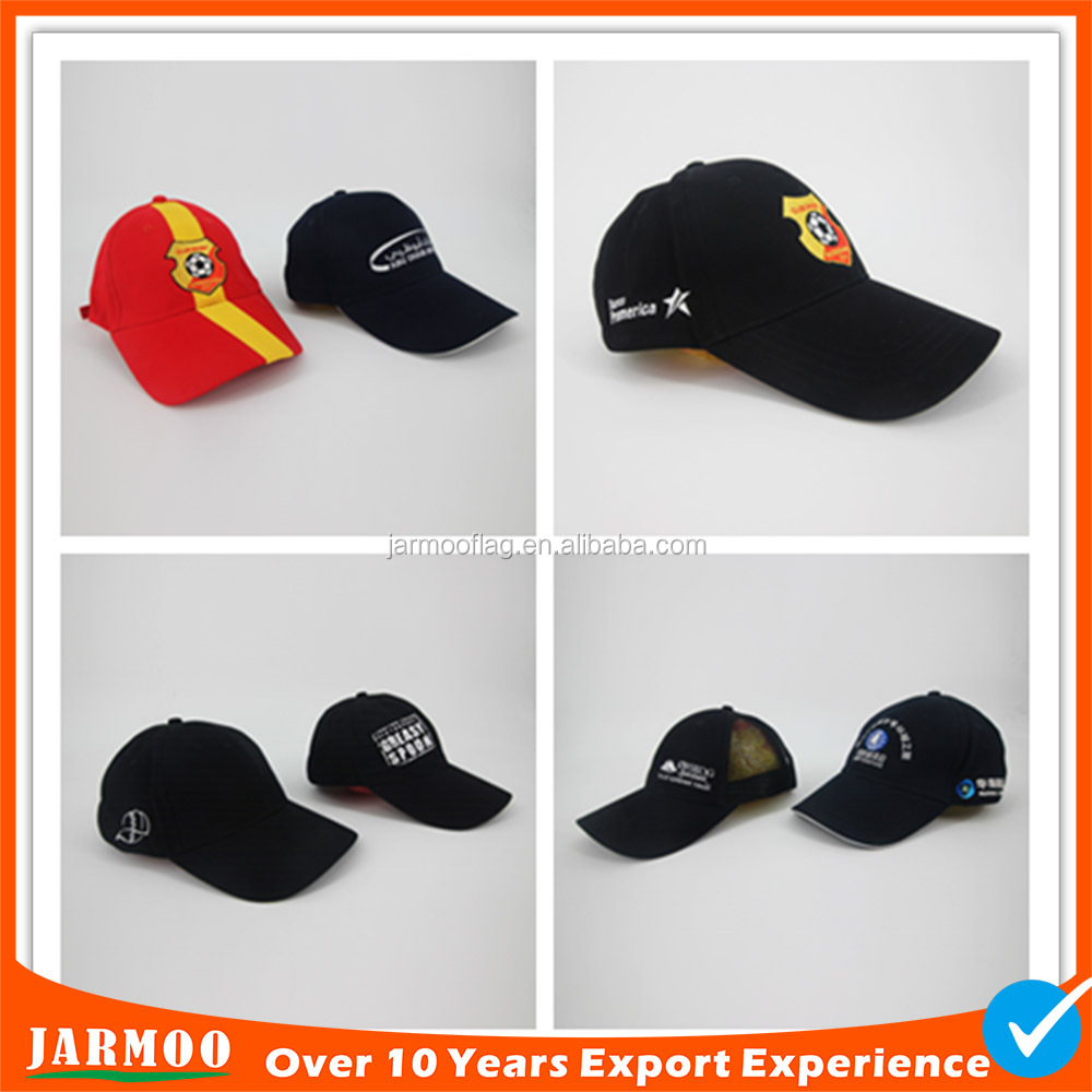 Factory selling design free soft front panel cotton baseball hat