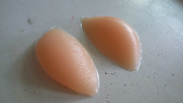 silicone breast forms as real skin,best chest pad for women and men