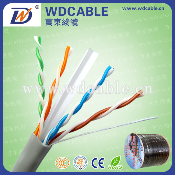 systimax cat6 cable sftp cable 305M
