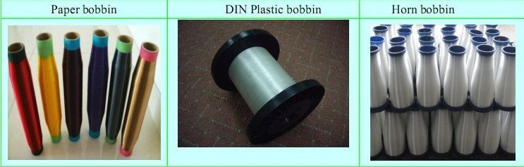 DIN200 spool package High tensile nylon monofilament yarn
