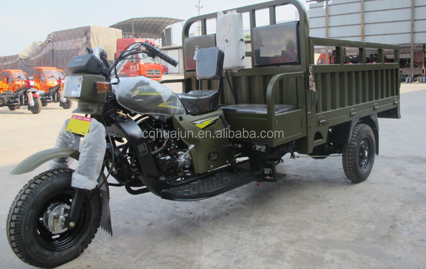 Cargo new hot selling flatbed trike /tricycle pedicab