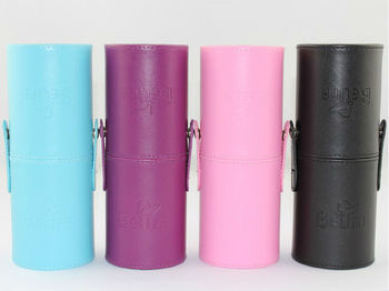 4 colors Makeup Cup Cylinder