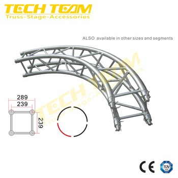 Wholesale Led Light Circle Truss Curved Truss