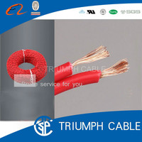 1.5mm square PVC insulated twin flat RVS Twisted Electric cable